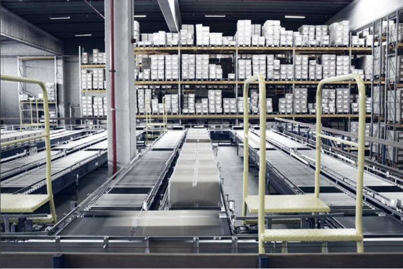 Integrated logistics and warehouse services | ITLM-Group
